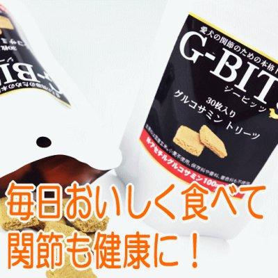 画像1: G-BITS(ジービッツ) グルコサミントリーツ