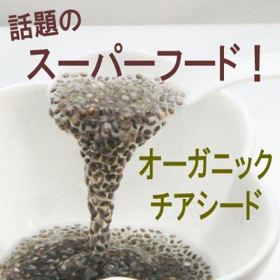 画像1: 【認定オーガニックのスーパーフード!】アーガイルディッシュ チアシード