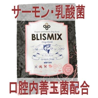画像1: 【口腔内善玉菌配合のサーモン主体グレインフリーフード!】ブリスミックス ドッグフード サーモン
