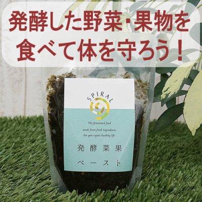 画像1: 【食べやすいペースト状の発酵食品!】発酵菜果ペースト 300g